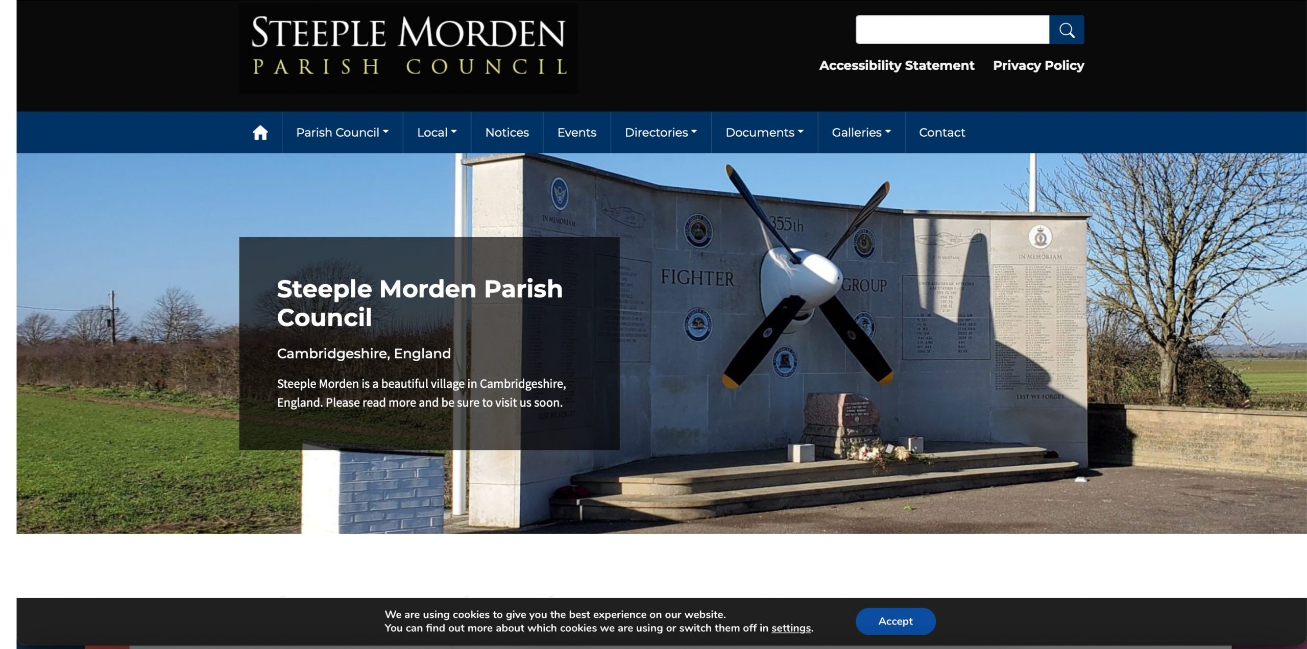 Parish Council Website Upgrade