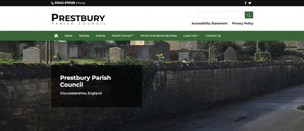 Prestbury Parish Council