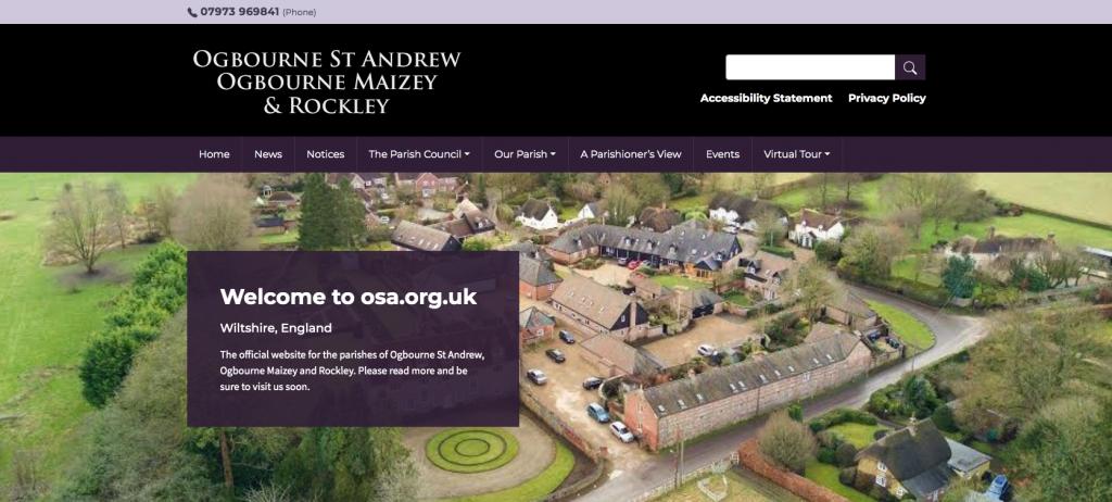 Ogbourne St Andrew Parish Council