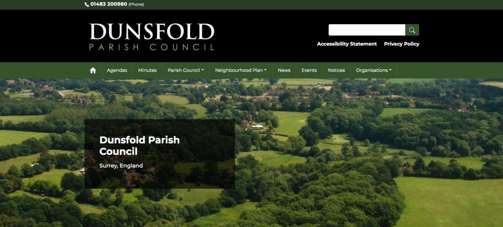 Dunsfold Parish Council