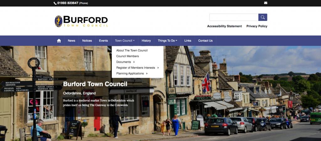 Burford Town Council