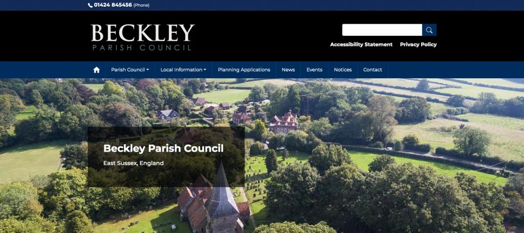 Beckley Parish Council