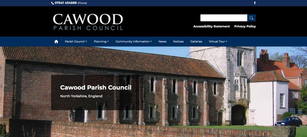Cawood Parish Council