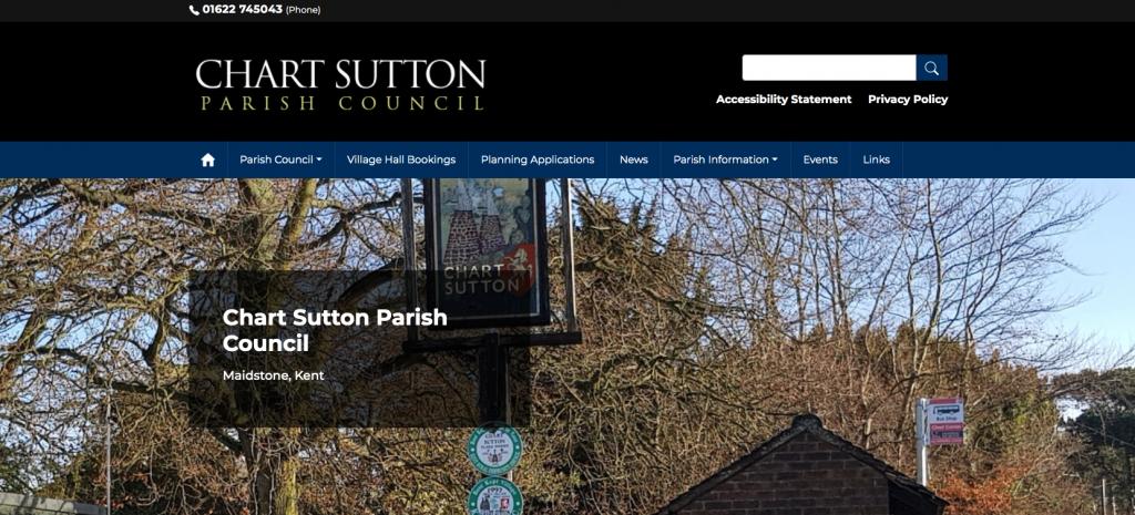 Chart Sutton Parish Council Maidstone