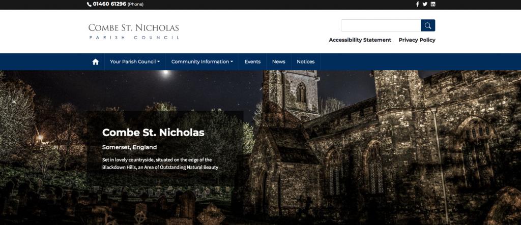Combe St. Nicholas Somerset