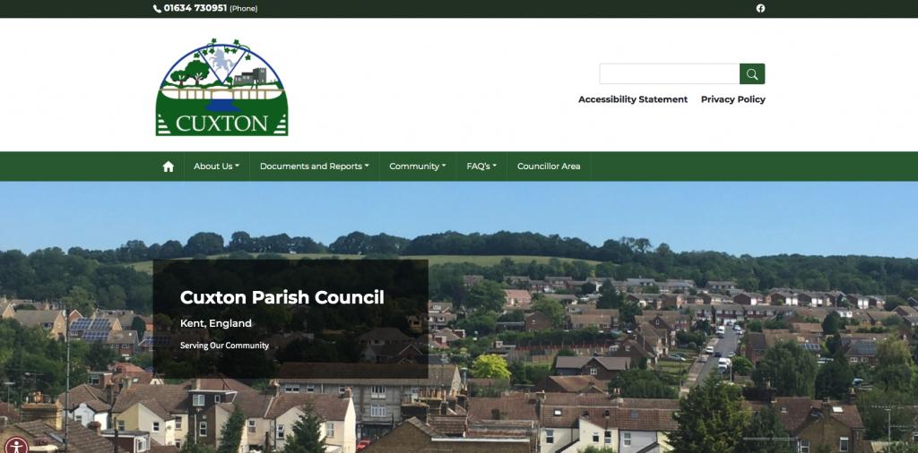 Cuxton Parish Council Kent