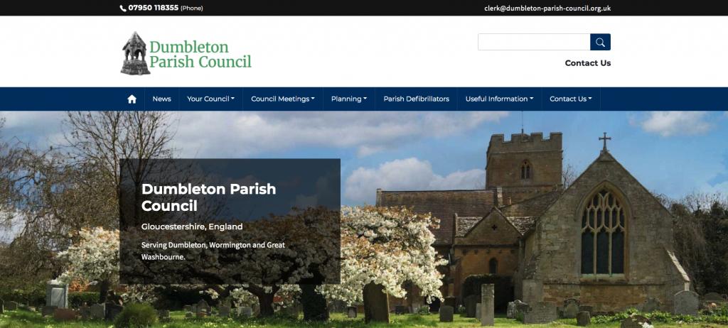 Dumbleton Parish Council Gloucestershire