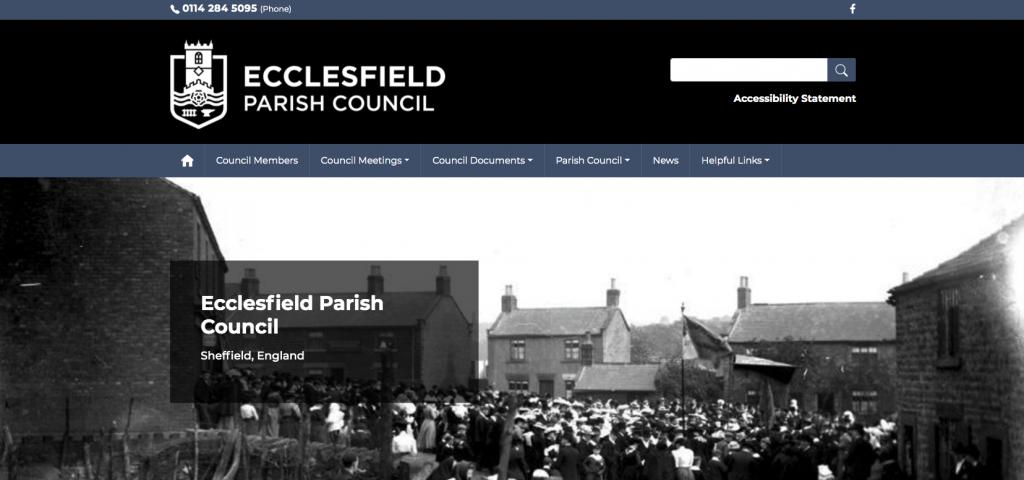 Ecclesfield Parish Council Sheffield
