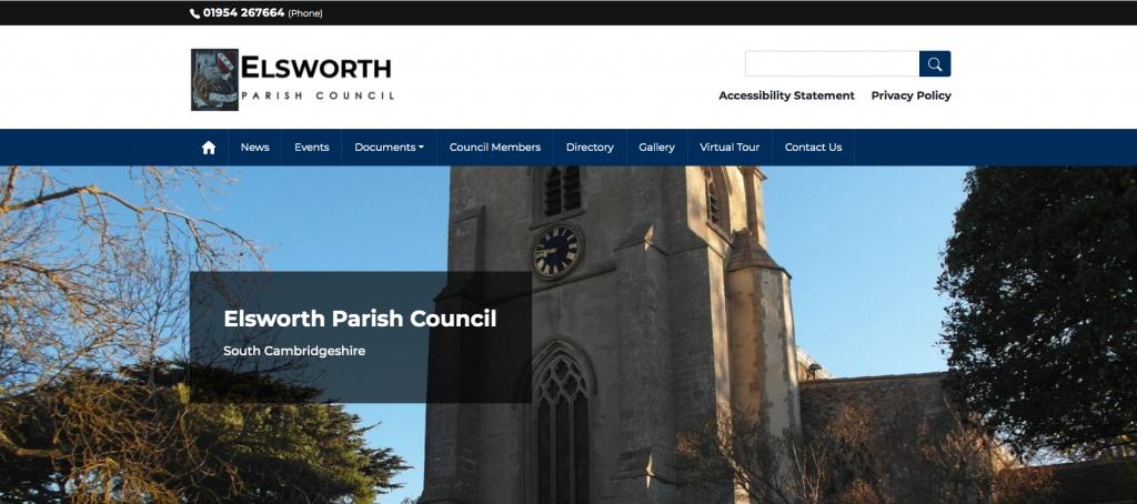 Elsworth Parish Council South Cambridgeshire