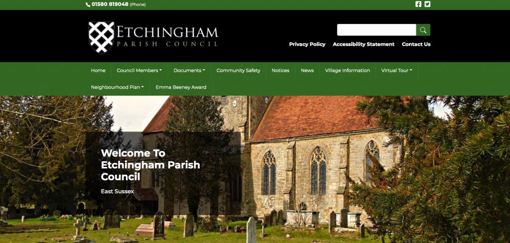 Etchingham Parish Council East Sussex