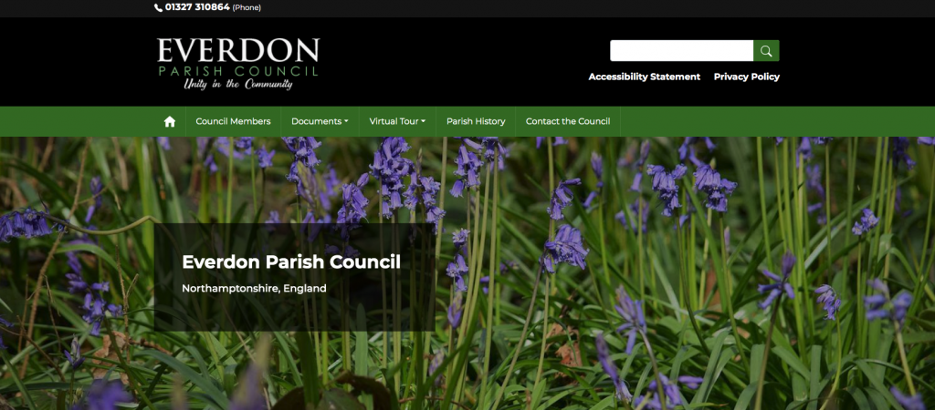 Everdon Parish Council Northamptonshire