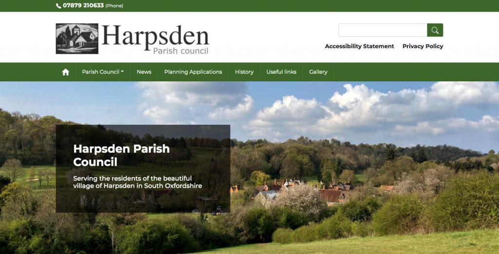 Harpsden Parish Council - South Oxfordshire