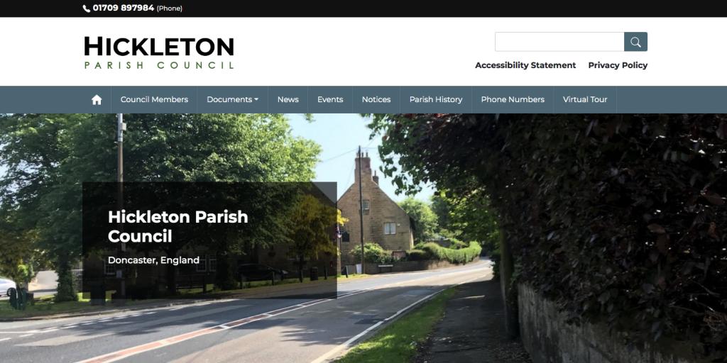 Hickleton Parish Council Doncaster
