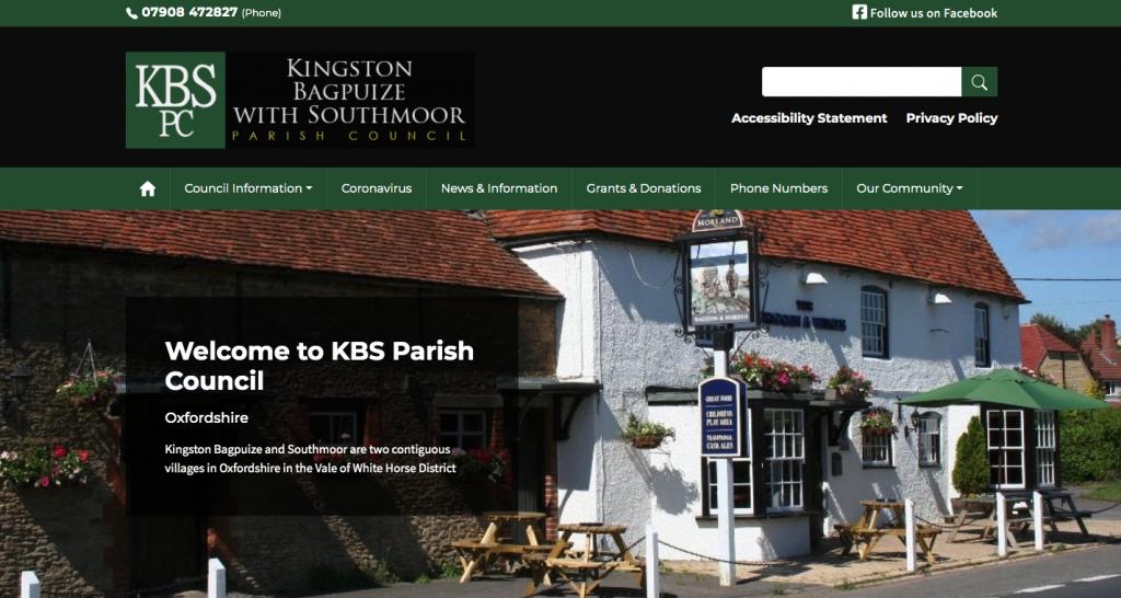 KBS Parish Council Oxfordshire