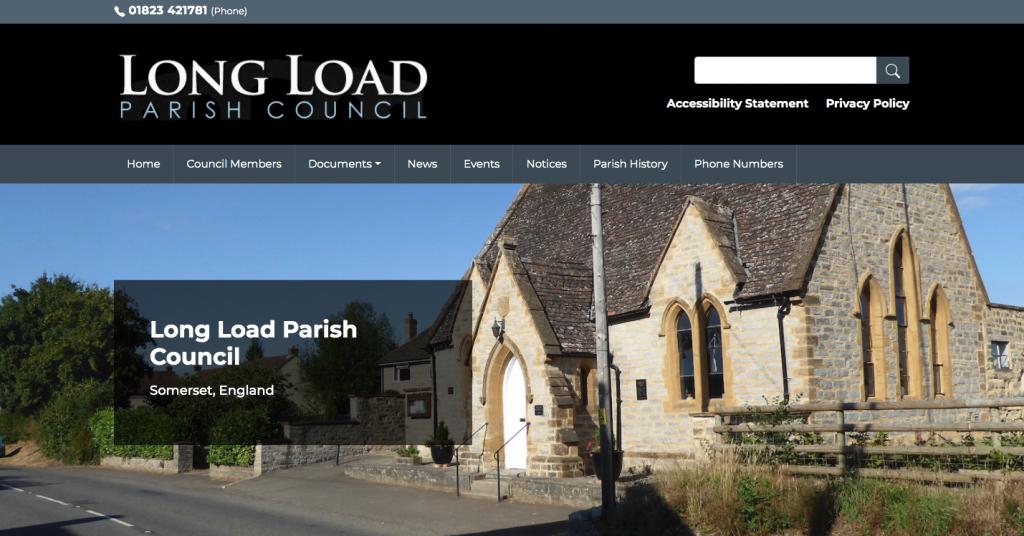 Long Load Parish Council Somerset