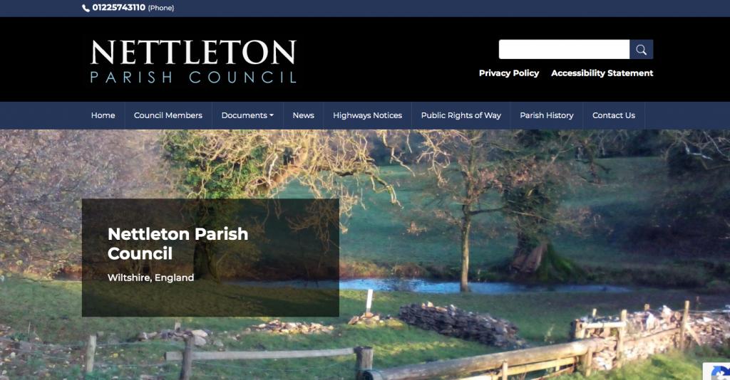 Nettleton Parish Council Wiltshire