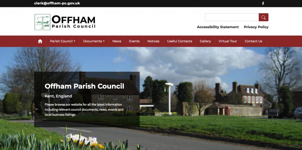 Offham Parish Council Kent