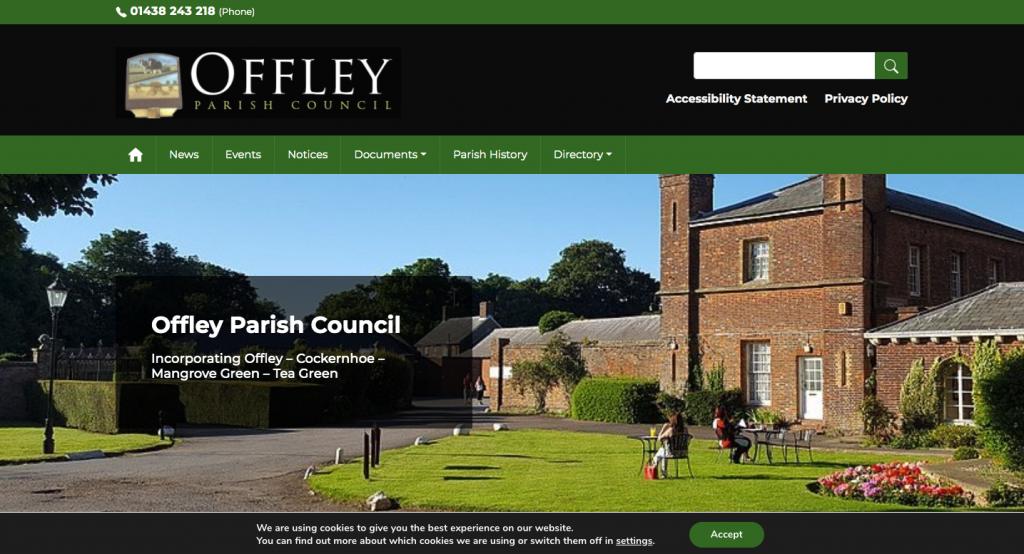 Offley Parish Council - Hertfordshire