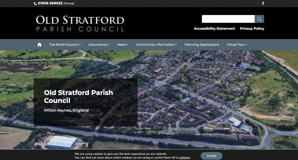 Old Stratford Parish Council Milton Keynes,