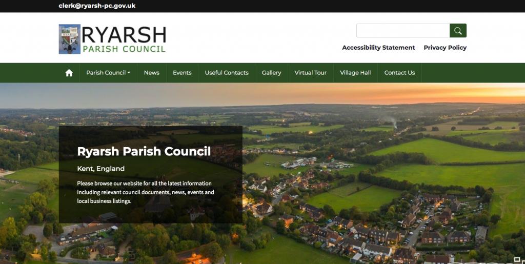Ryarsh Parish Council Kent