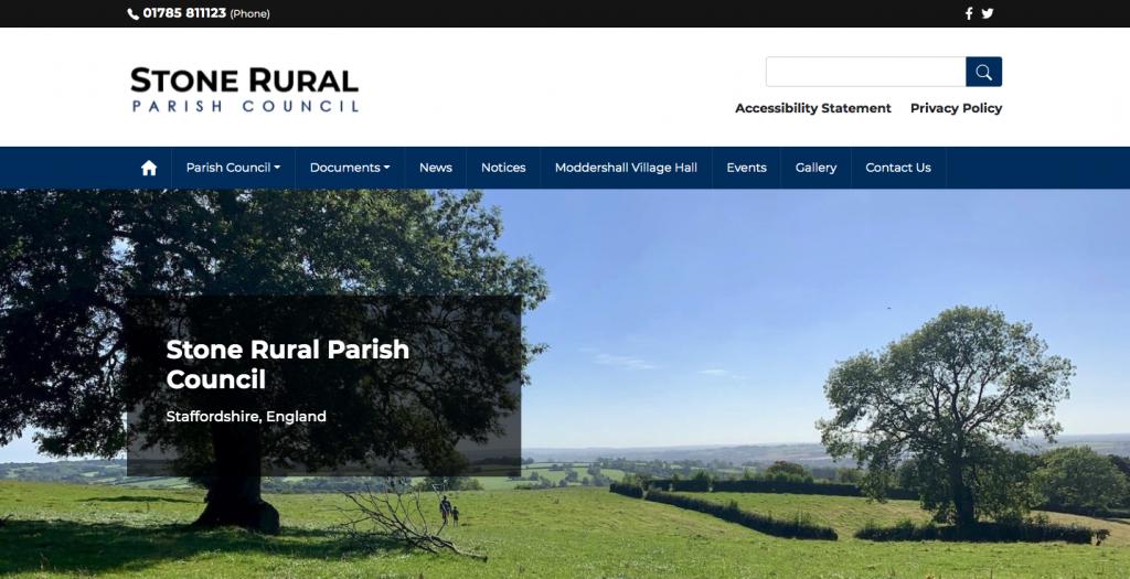Stone Rural Parish Council Staffordshire