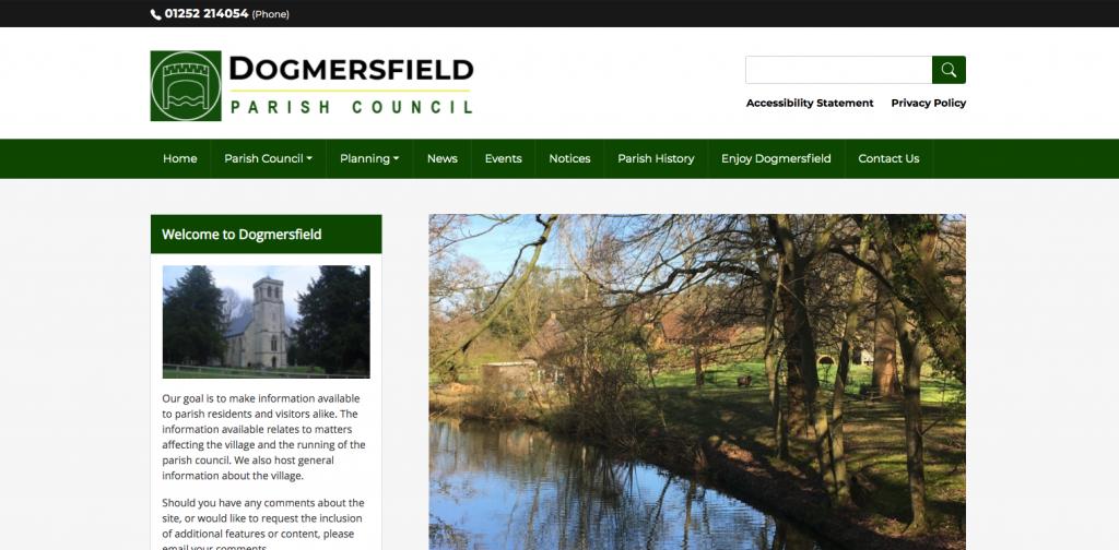 Dogmersfield Parish Council